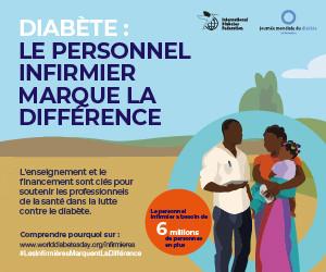 Novembre, mois de la sensibilisation au diabète