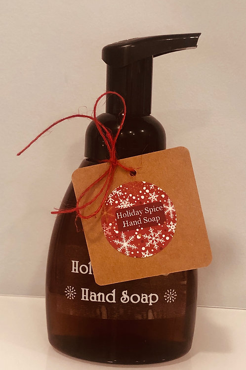 Holiday Spice Hand Soap