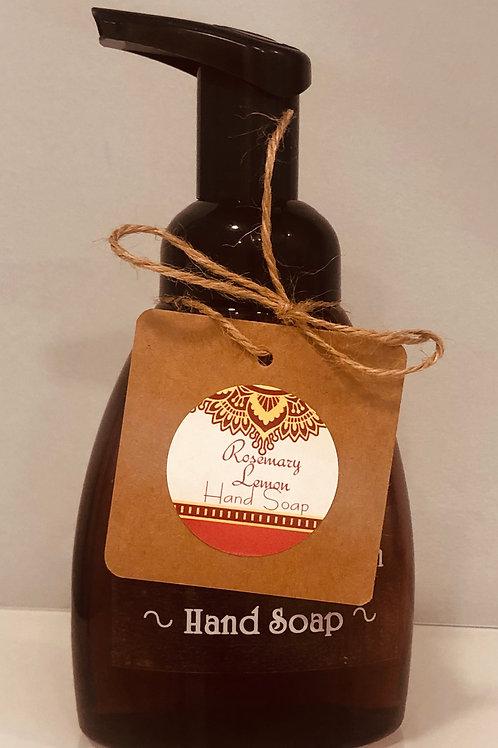 Rosemary & Lemon Hand Soap