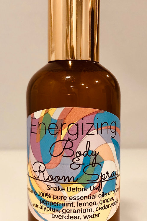 Energizing Room Spray