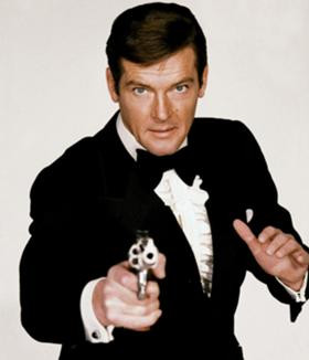 Roger Moore became Bond instead of me
