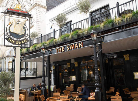 From the Swan Pub to being kidnapped in Mexico