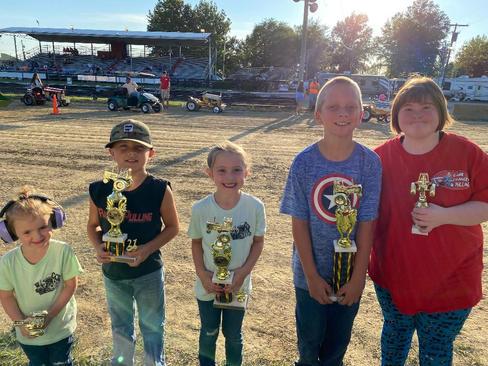 Kids 1st place Owen Shaw, 2nd place Kandace Criswell, 3rd place Jaxon Ra.jpg