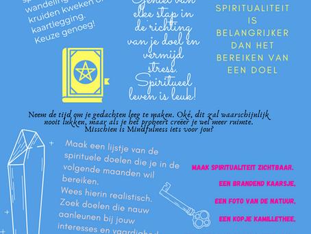 Geef vleugels aan je spirituele essentie