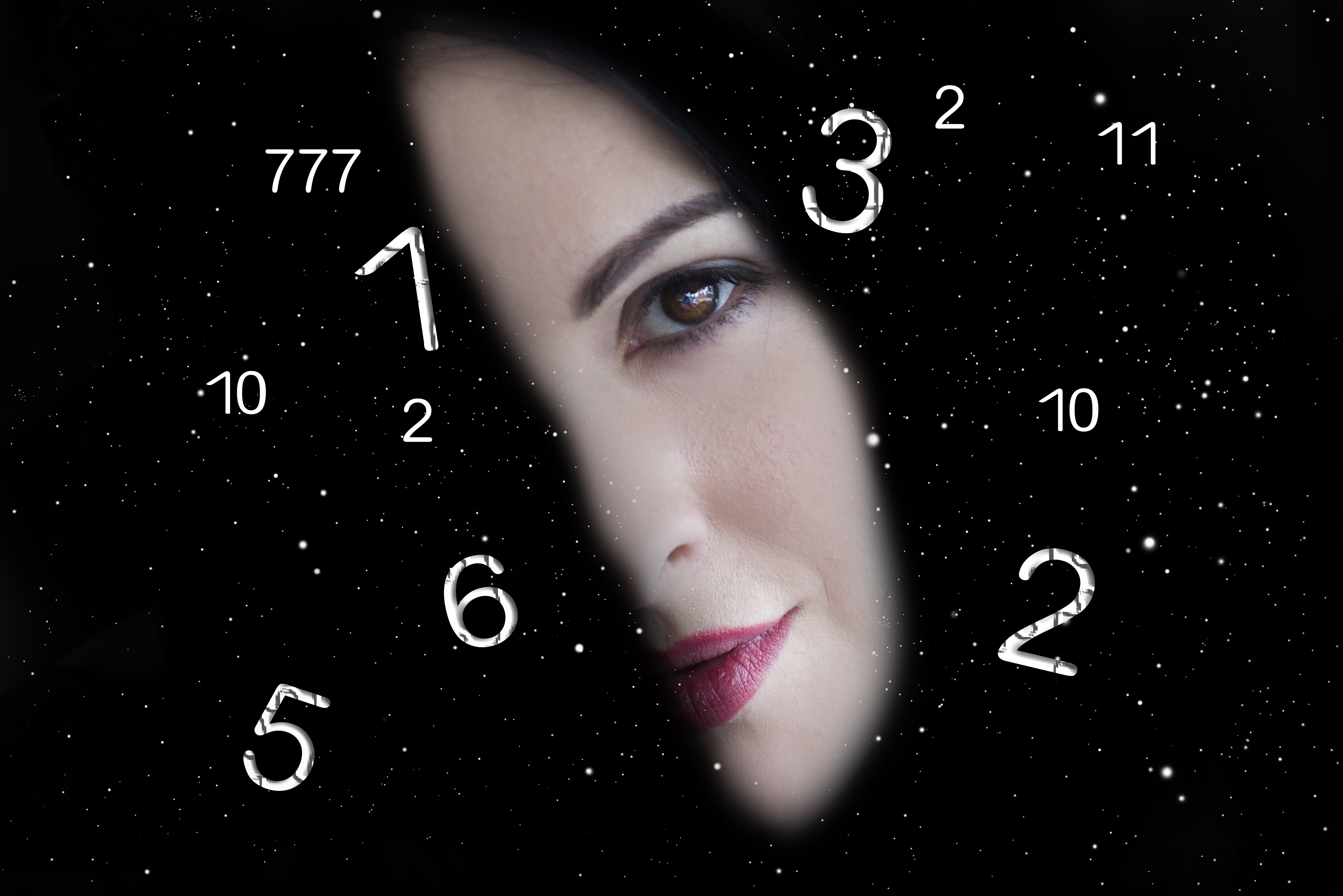 Numerology Reading - Number Chart Only