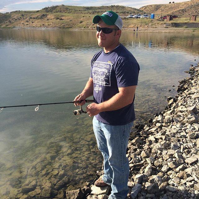 Fishing time!