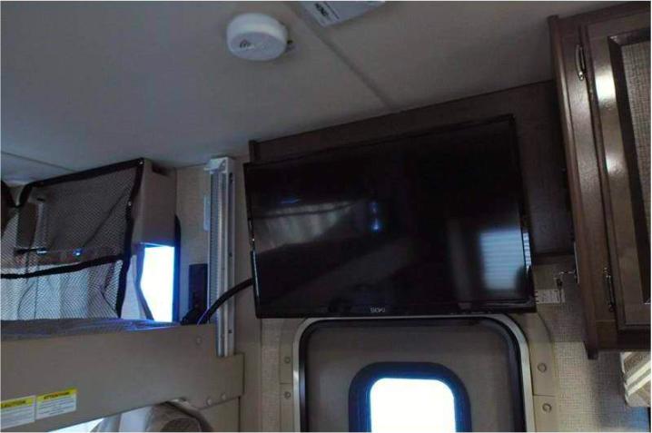 Large Flat Panel TV