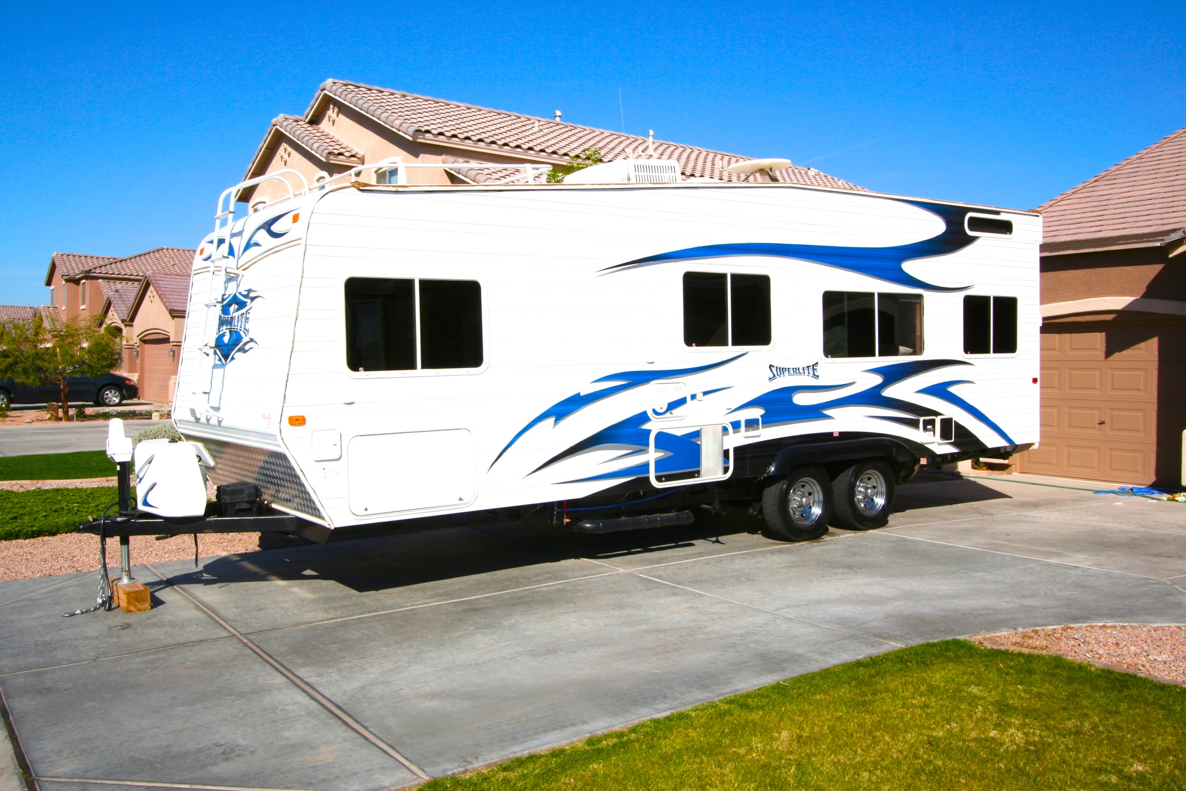 RVPHX.com Weekend Warrior FS2500 1