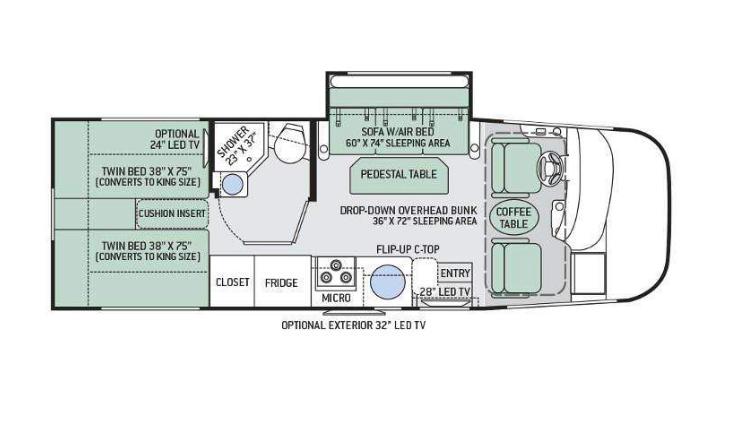 24.1 Floor Plan