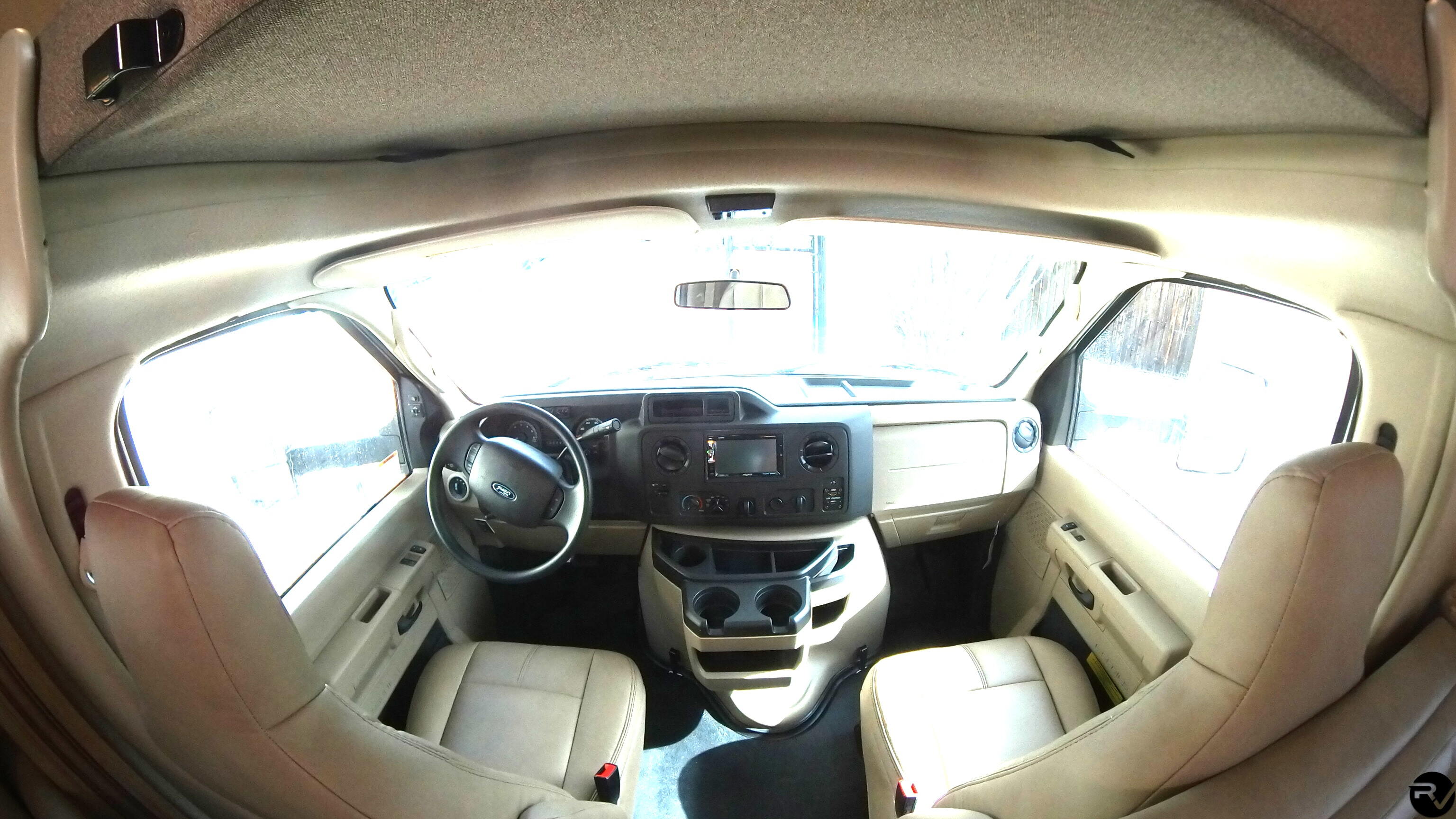 Driver Compartment