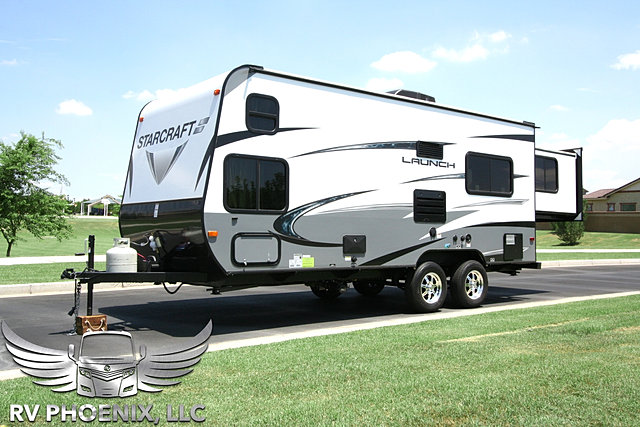 19bhs Launch Camper Rental Rv Phoenix Llc