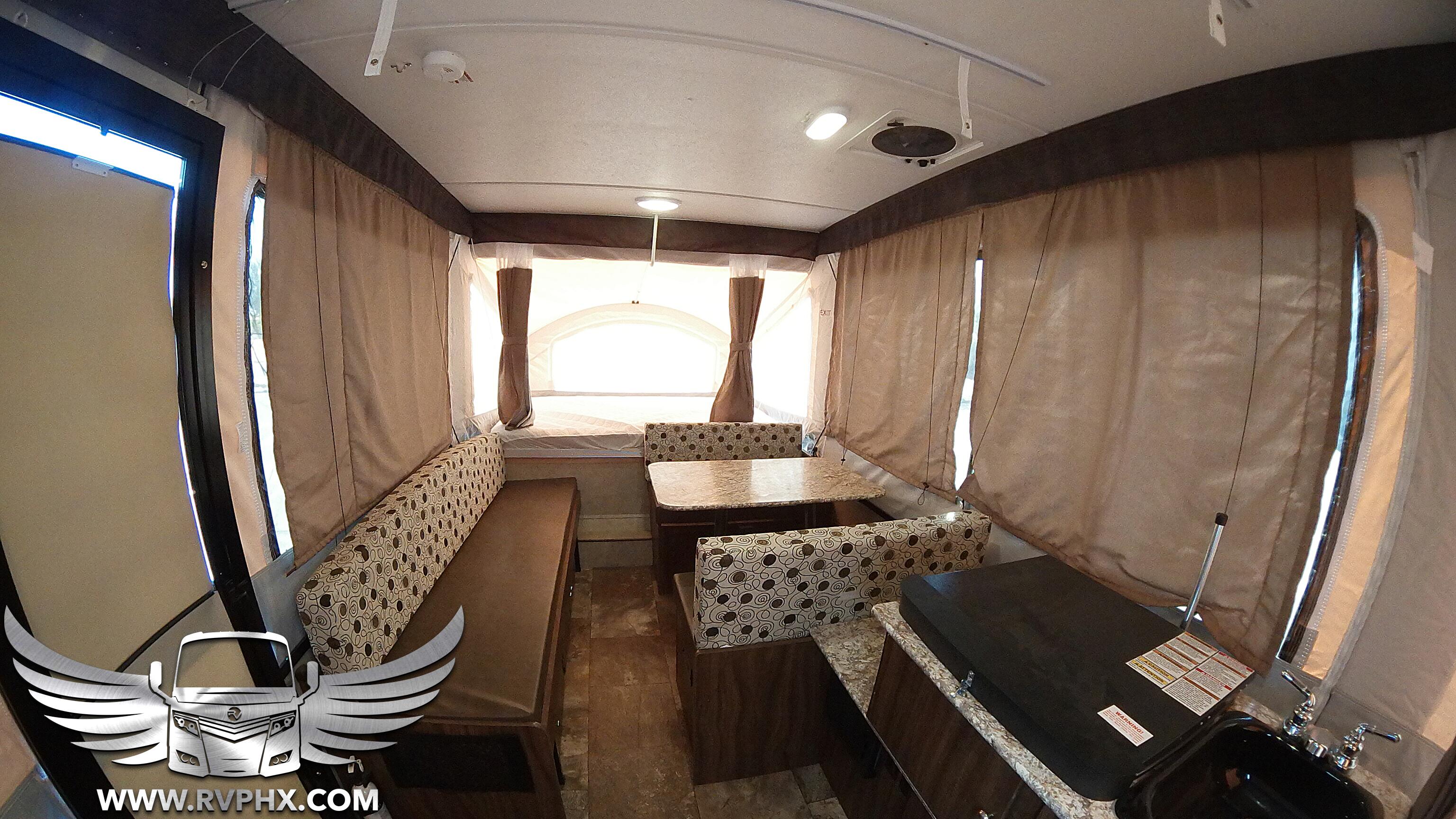 108ST Interior