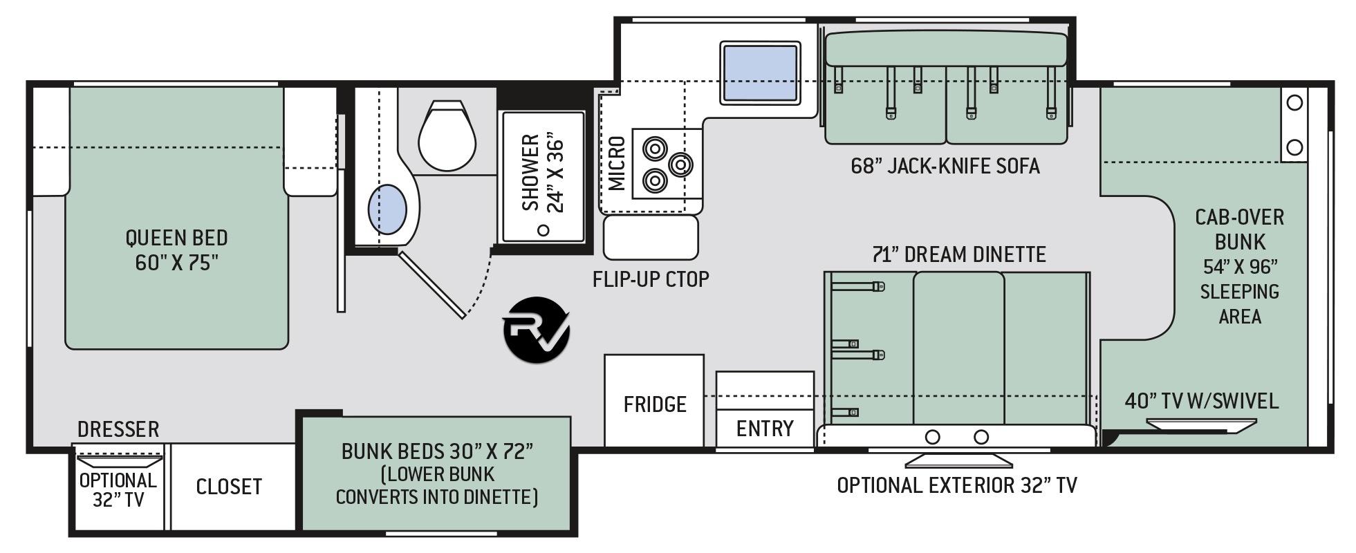 30D Floorplan