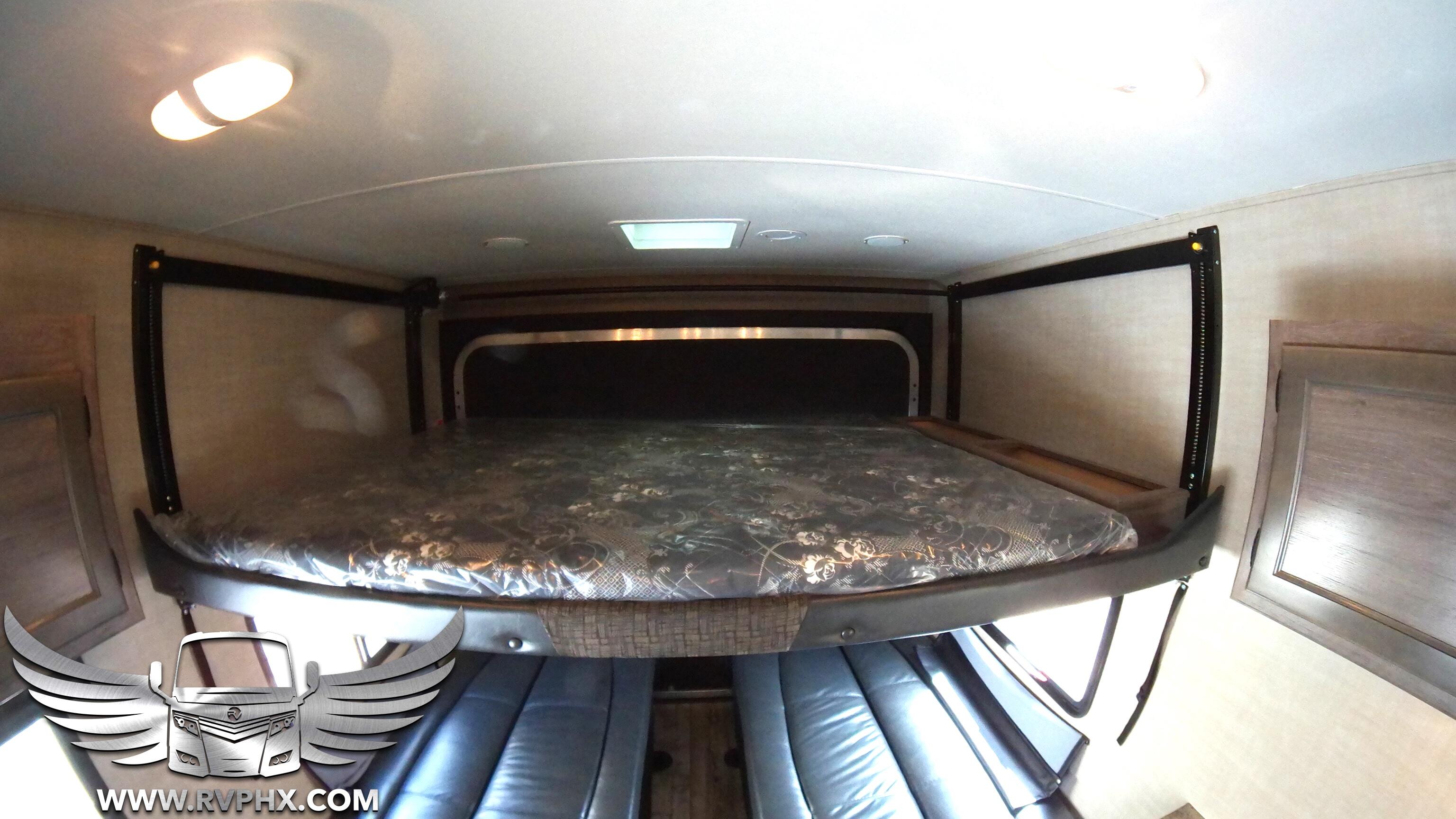 Top bunk bed
