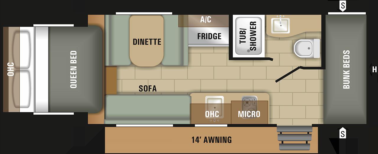 19BHS Floorplan