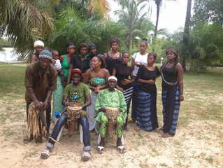 Getting to Gambia -October 2014