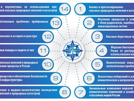 """Конференция ЮНЦ 15–19 июня 2021 г. """"Опасные явления – III"""""""