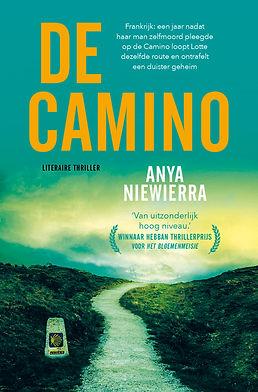 Voorplaat NIEWIERRA_Camino_VP_Lage Resol