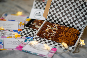 Mailbox Brownies