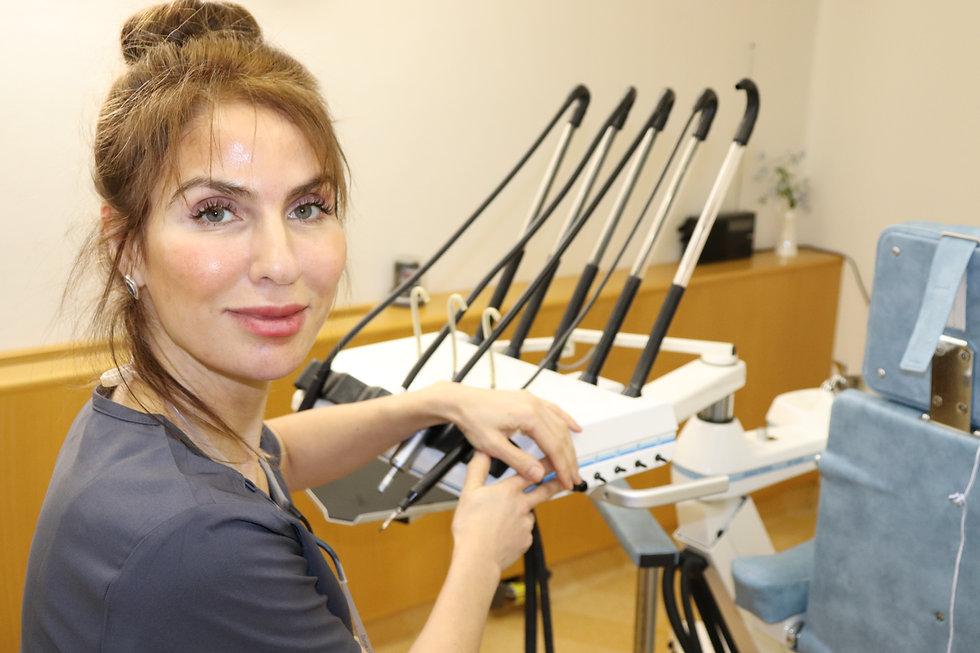 Tandläkare Dunya Lind