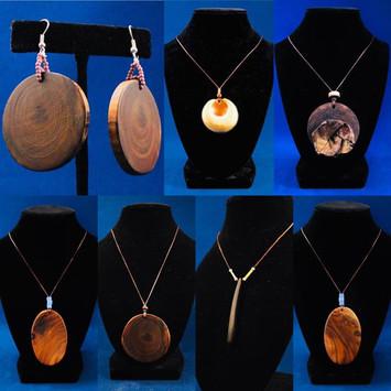 Variety of Jewelry