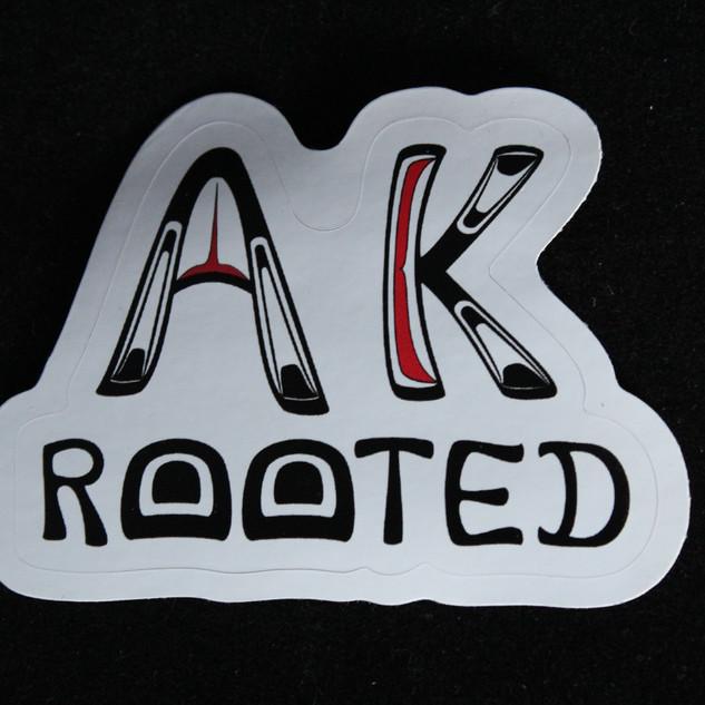 AK Rooted Logo