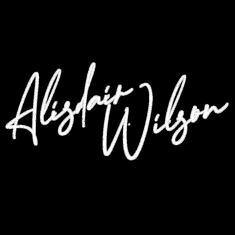 Alisdair Wilson Photography Logo