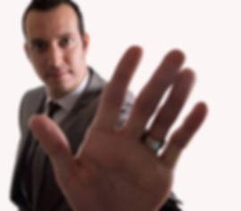 stephenbarr magician hand close