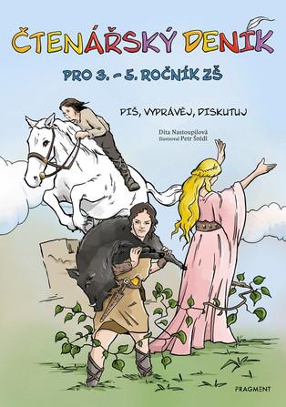 ČTENÁŘSKÝ DENÍK pro 3.-5. třídy ZŠ