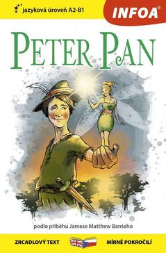 Petr Pan - zrcadlová četba