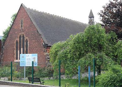 St Pauls Church Golds Hill West Bromwich
