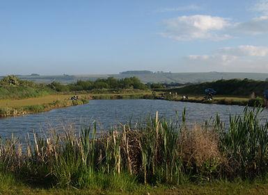 Eastgate Caravan Site and Don's Pond, Carr Lane, East Heslerton