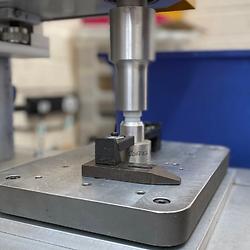 Ultrasonic welding of plastics