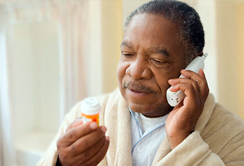Senior Medication Reminder Call