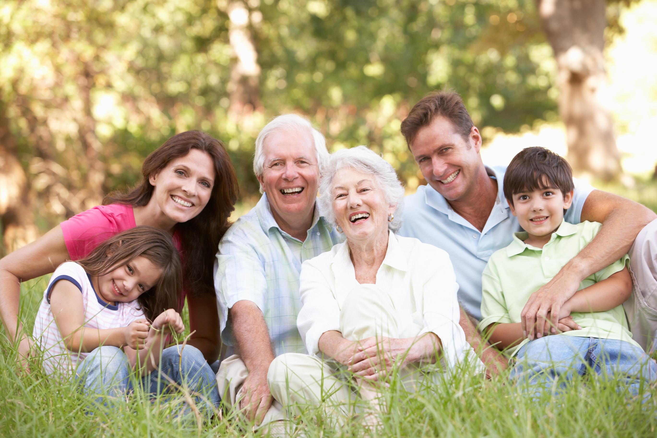 Картинки большая семья большая радость