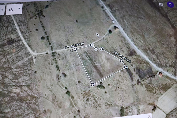 Land for sale in Tsichlionda