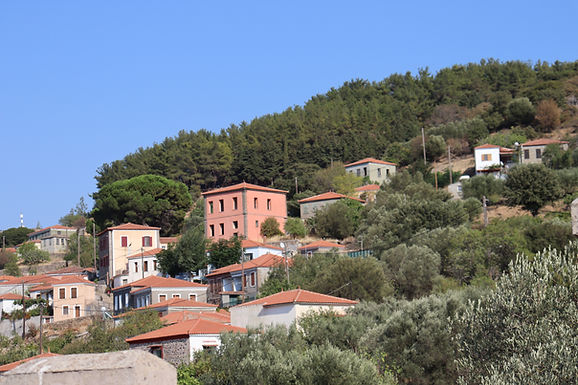 Mansion for sale in Vatoussa Lesvos