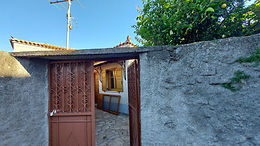 House for sale in Eressos near the main square