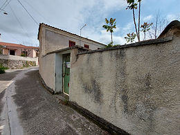 For sale in Eressos Lesvos a house with a yard 150m from the main square