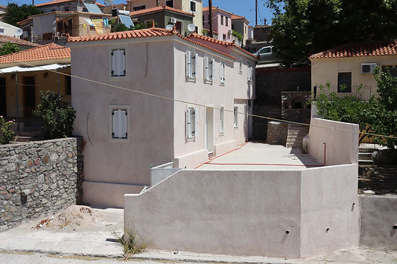 Newly built house for sale in Eressos