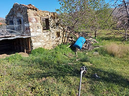 800sqm plot for sale in the plain of Eressos outside the settlement