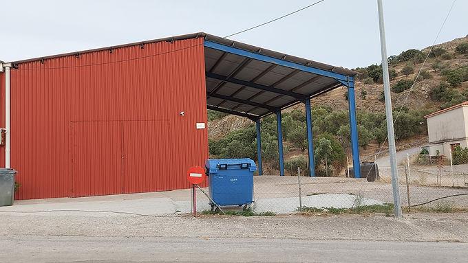Πωλείται στην Ερεσσό Λέσβου επαγγελματικός χώρος 185 τ.μ