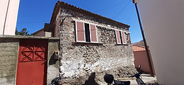 A stone house for sale in the village of Eressos Lesvos
