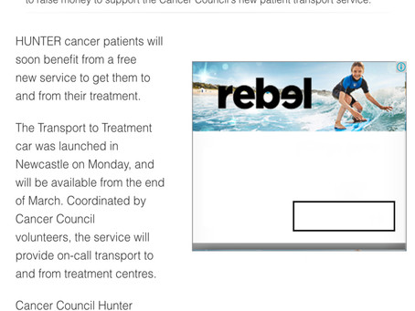 Cancer Council & QBE