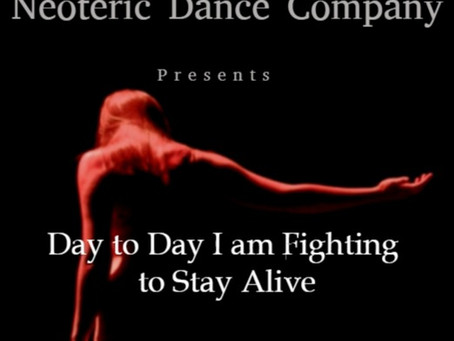 VE Day dance film reveals impact of PTSD on our Armed Forces by Ox In A Box.
