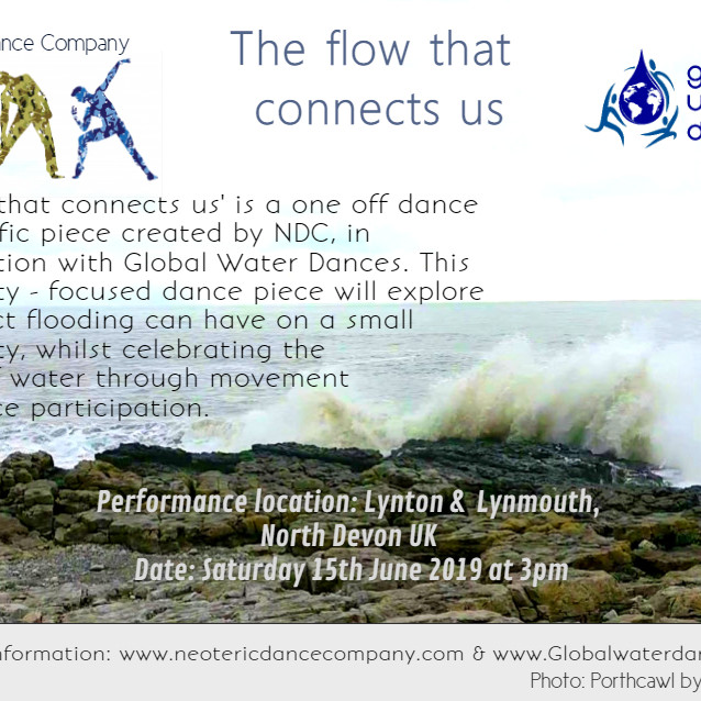 The flow that connect us - Global Water Dances 2019