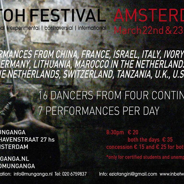 Butoh Festival Amsterdam 2019