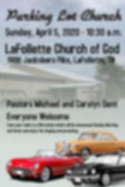 Copy of classic car show flyer poster te