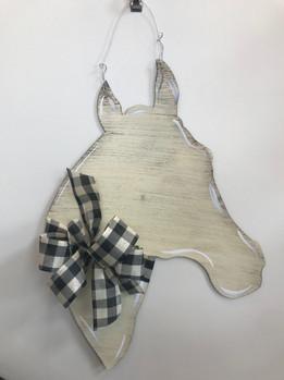 Horse Door Hanger