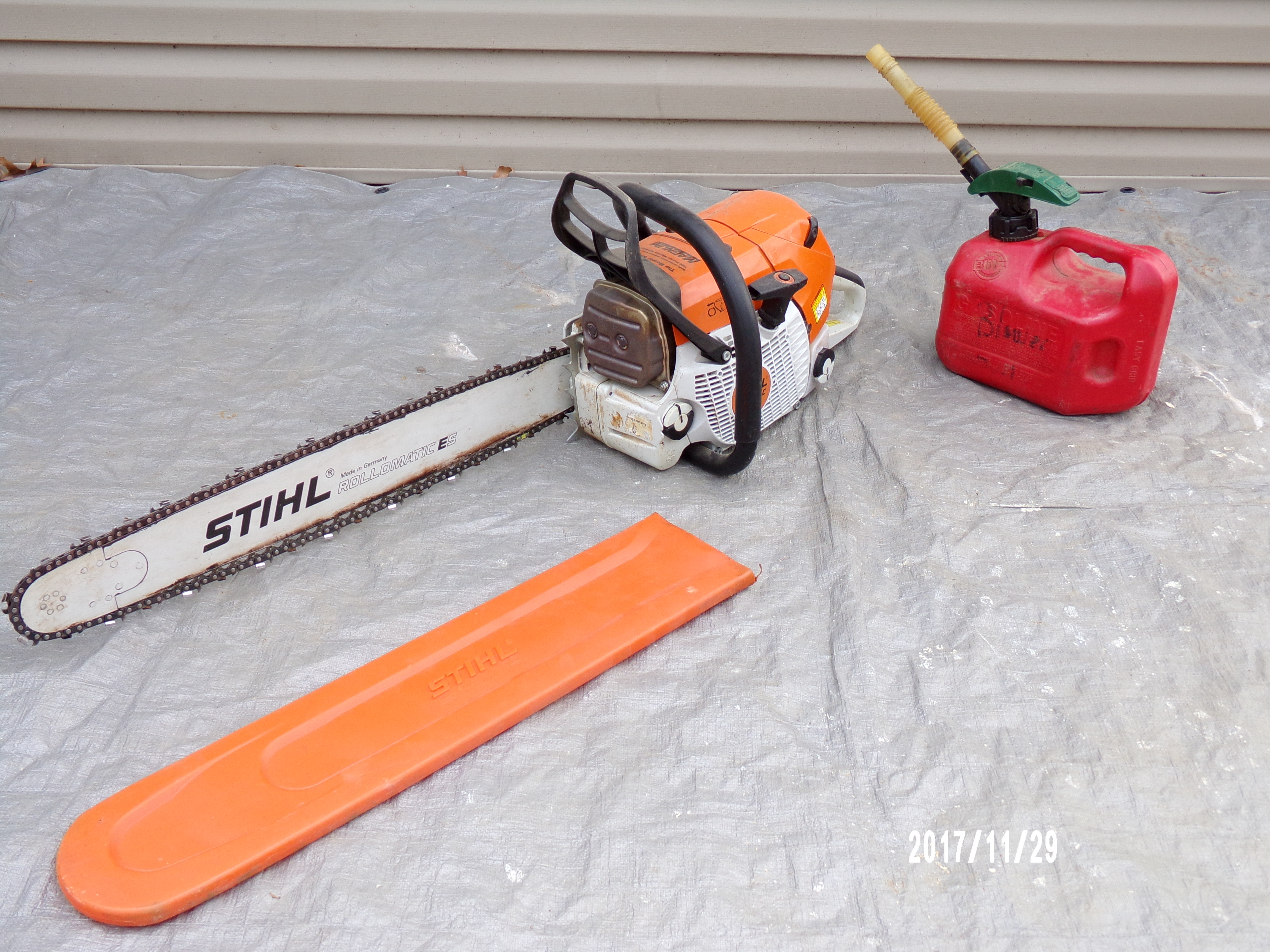 "25"" STIHL CHAINSAW (MS441-C)"